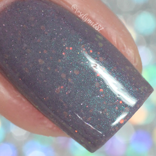 Poetry Cowgirl Nail Polish - Faerie Wishes She Could Be Here