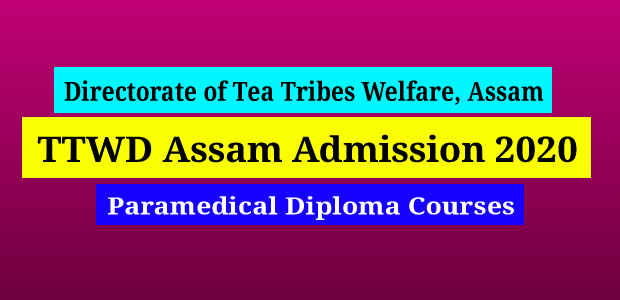 Directorate of Tea Tribes Welfare, Assam