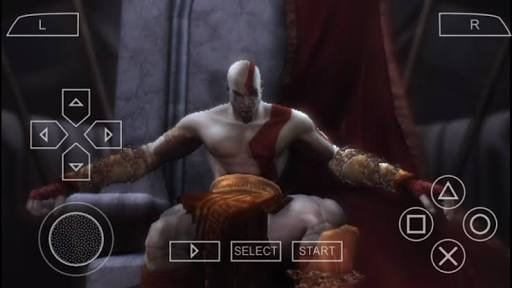 God Of War: Ghost Of Sparta PPSSPP ISO File Highly Compressed