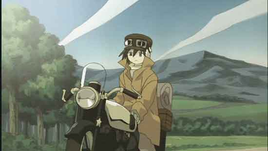 Kino no Tabi: The Beautiful World - Anime tentang pemandangan bumi spesial Earth Day