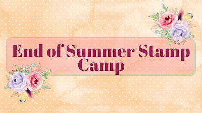 End of Summer Stamp Camp with Rick…. featuring the Hand-Penned Suite and all day of crafting together!  Find out all the details here!