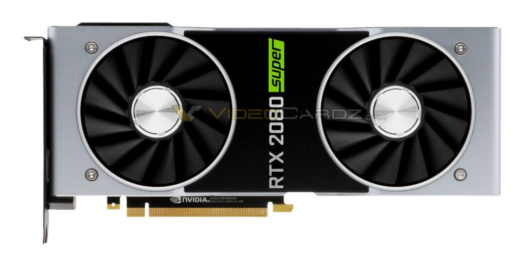 أول ظهور لبطاقة الرسوم RTX 2080 Super من Nvidia
