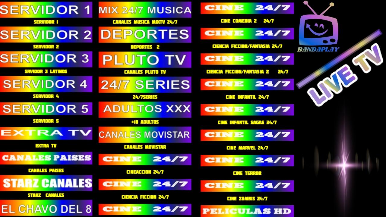 توقف لوهلة لتشاهد امبراطورية البث اللاتينية في حلتها الجديدة Banda Play Tv