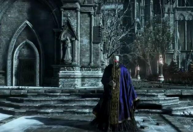 Dark souls III game