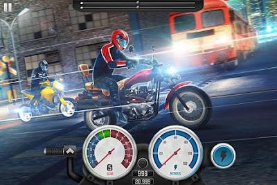 Top Bike: Racing & Moto Drag v1.03 Mod Apk (Money/Fuel)