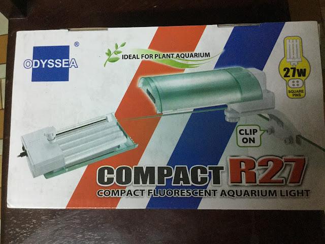 đèn kẹp Odyssea R27