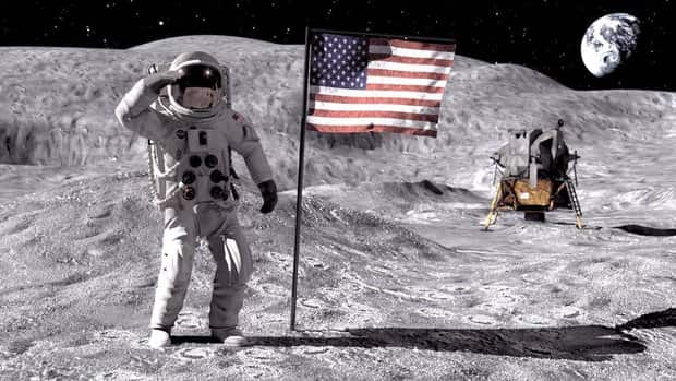 NASA moon space station