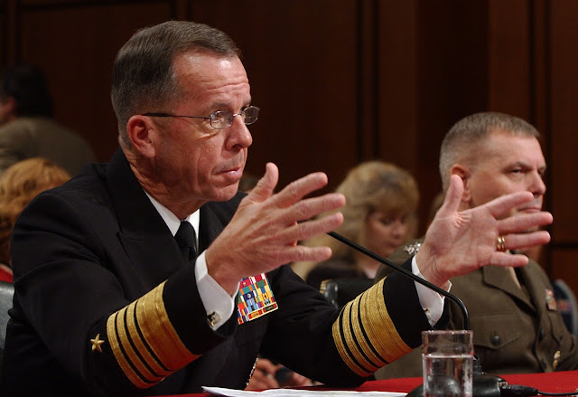Hackers Hit Former U.S. Military Chief