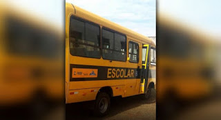 Criança morre após ser atropelada ao descer de ônibus escolar no primeiro dia de aula