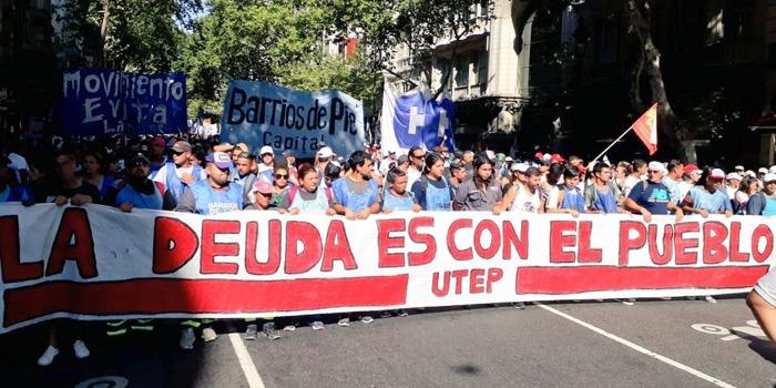 Argentina: Profundización de la crisis y desgaste del gobierno