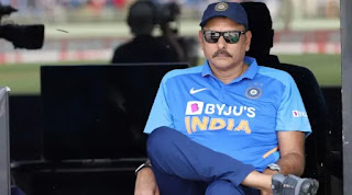 There will be a reshuffle in the support staff, including the head coach of the Indian cricket team, Ravi Shastri