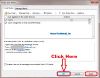 how to move emails to a new folder in outlook