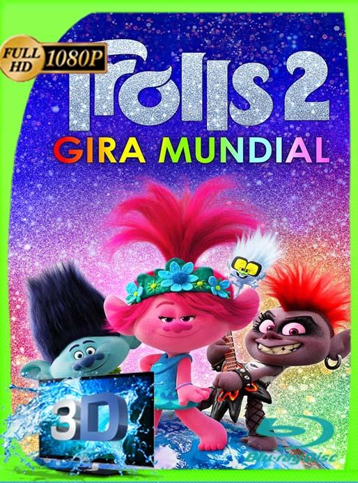 Trolls 2: World Tour (2020) 3D SBS Latino [GoogleDrive] [tomyly]