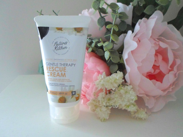 Reviews for Love Lula - Nature's Kitchen Gentle Therapy Rescue Cream