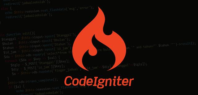 Mengenal Framework Codeigniter