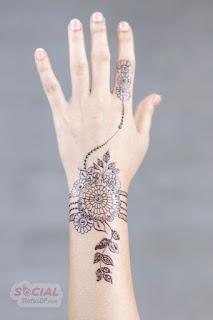 wrist modern mehndi designs 2019