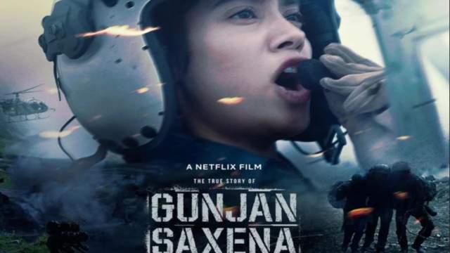 Gunjan Saxena (Netflix) Cast, release date, rating & trailer