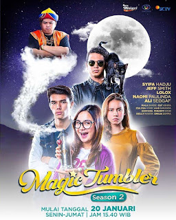Sinopsis Magic Tumbler Season 2 Jumat 19 Juni 2020