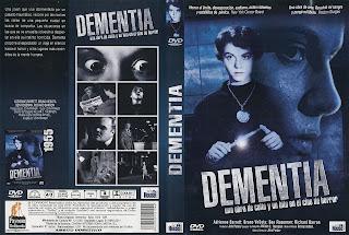 Dementia 1955 - Caratula