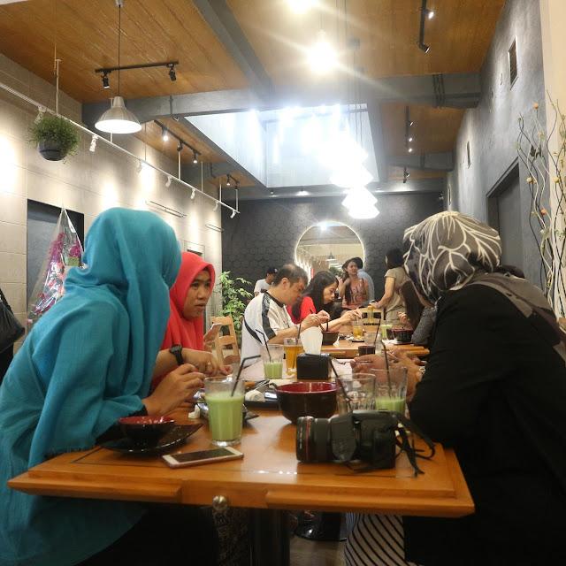 Ramen enak dan murah di Bandung