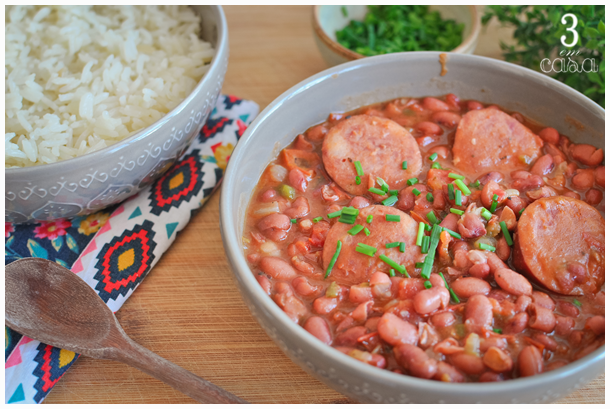 receita red beans and rice