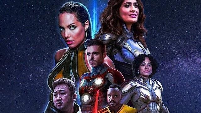 Planeta no Cinema Marvel: Eternos, entenda em que tempo eles estarão