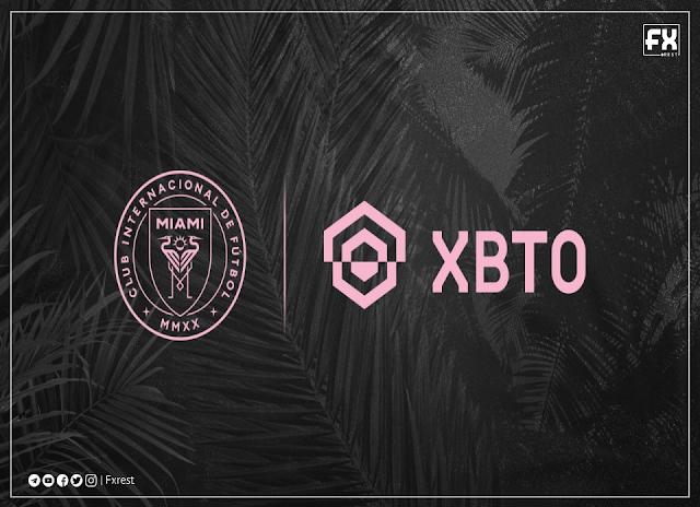 نادي كرة القدم العالمي Inter Miami CF يعلن عن توقيعه صفقة رعاية مع شركة XBTO