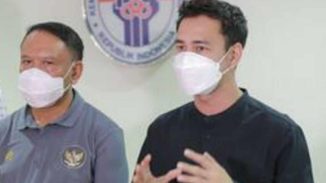 Menpora dan Raffi Ahmad Akan Cetak Rekor Olahraga Nasional