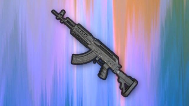 Senjata Assault Rifle PUBG - Beryl M762