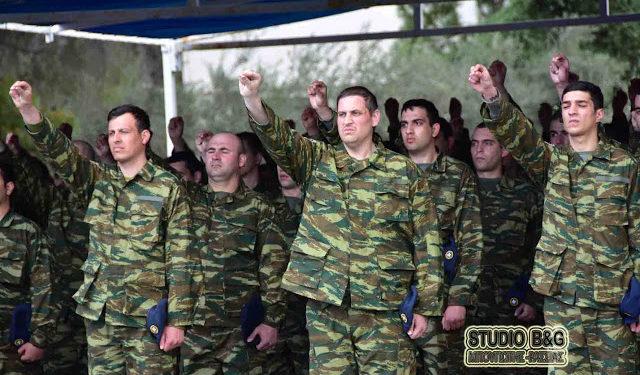 Στους 12 μήνες αυξάνεται η θητεία στο στρατό ξηράς