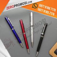 Souvenir Pulpen Besi PEN 870 Stationery, PEN 870 Pulpen Promosi Tipe 870 cetak logo murah