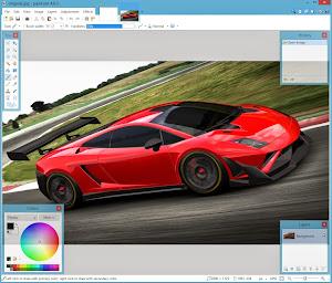 Paint.NET Gelişmiş Ücretsiz Fotoğraf Düzenleme Programı