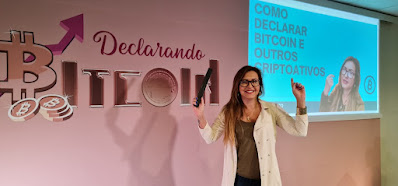 Contadora lança curso gratuito para ensinar a declarar Bitcoin e outras criptomoedas
