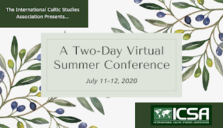 ICSA announcement about the Two-Day Virtual Summer Conference!