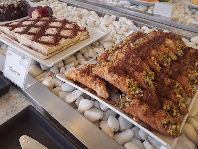 Sobremesas italianas cortesia em Indaiatuba