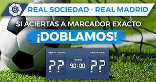 paston promocion real sociedad vs real madrid 20-9-2020