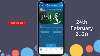 My Telenor Play and Win 24-02-2020