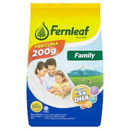 fernleaf family milk powder for adults