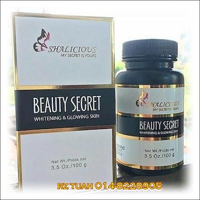 shalicious beauty secret