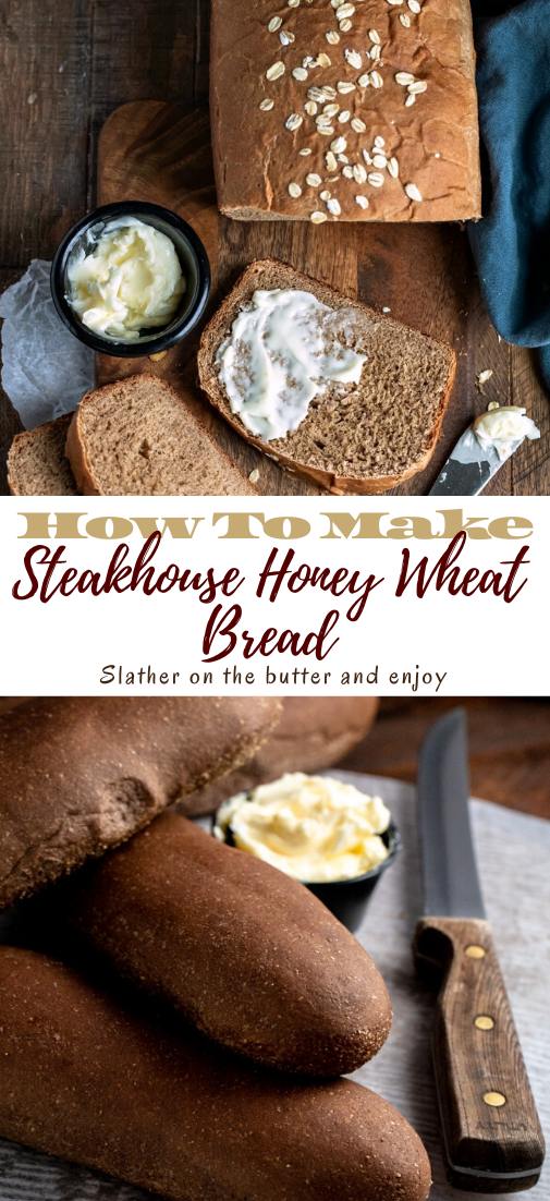Steakhouse Honey Wheat Bread #healthyrecipe #dinnerhealthy #ketorecipe #diet #salad