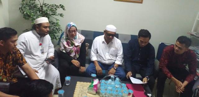 Minta Fatwa Kasus Sukmawati, Novel Bamu'min dan Eggi Sudjana Sambangi Gedung MUI