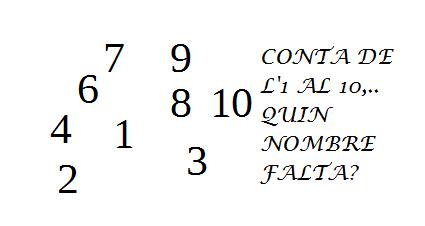 Resultat d'imatges de enigmatics p3 p4 p5