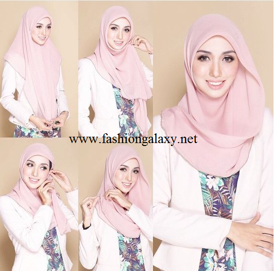 spring hijab fashion ideas