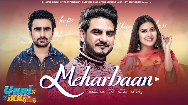 Meharbaan Lyrics - Kulwinder Billa