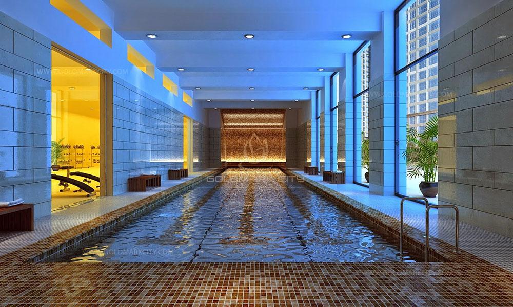 Bể bơi trong nhà Goldmark City