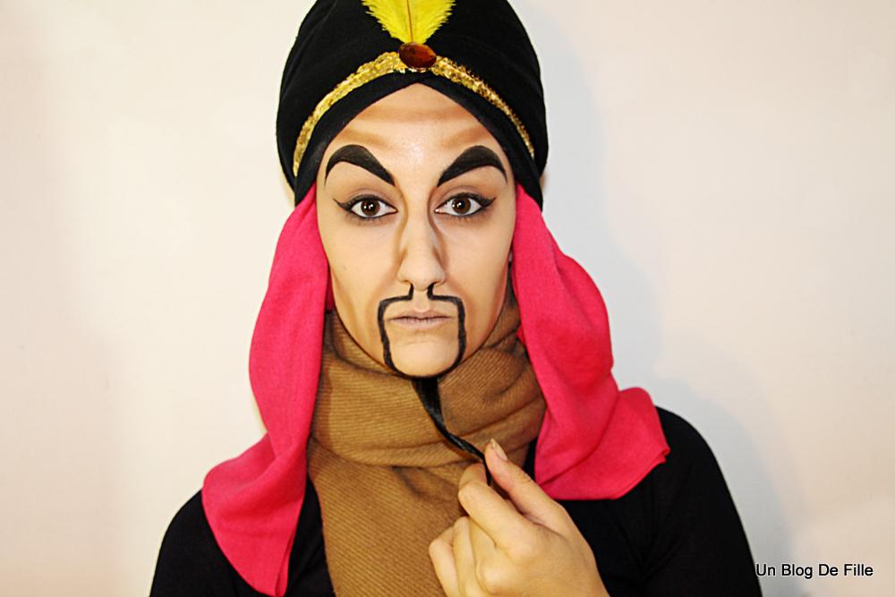Un blog de fille maquillage jafar dans aladdin disney for Jafar panahi le miroir