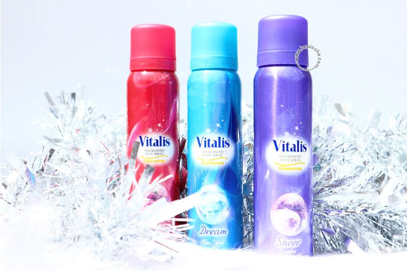 Review Vitalis Fraganced Body Spray