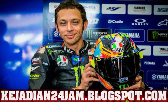 Impian Rider Valentino Rossi Yang Gagal Terwujud
