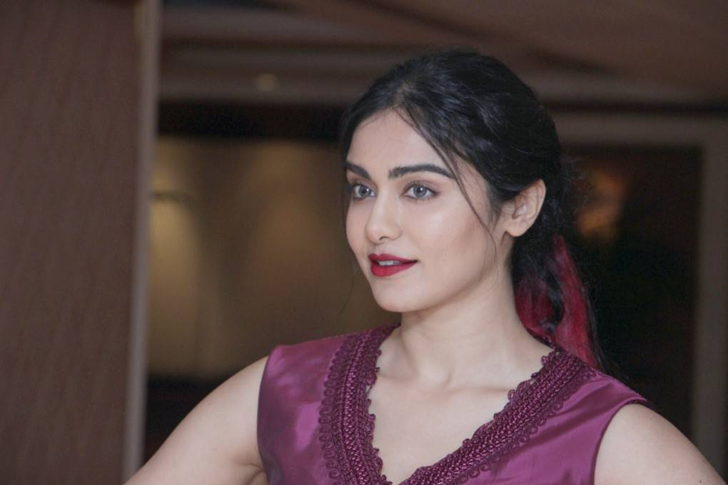 Adah Sharma Stills At International Women's Day Event