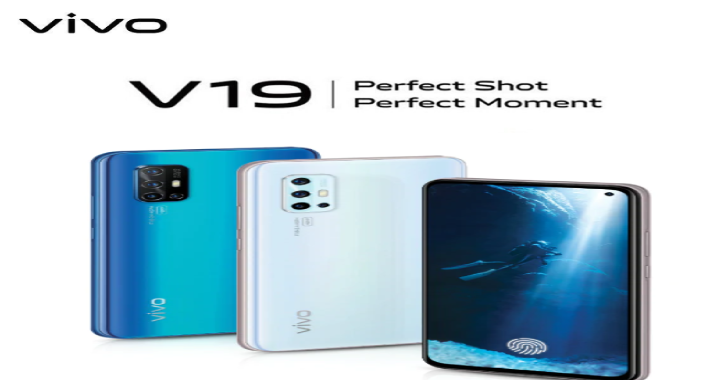 Vivo V19 With Quad Rear Cameras Launched In India